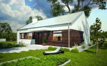 Projekt domu 100 metrów